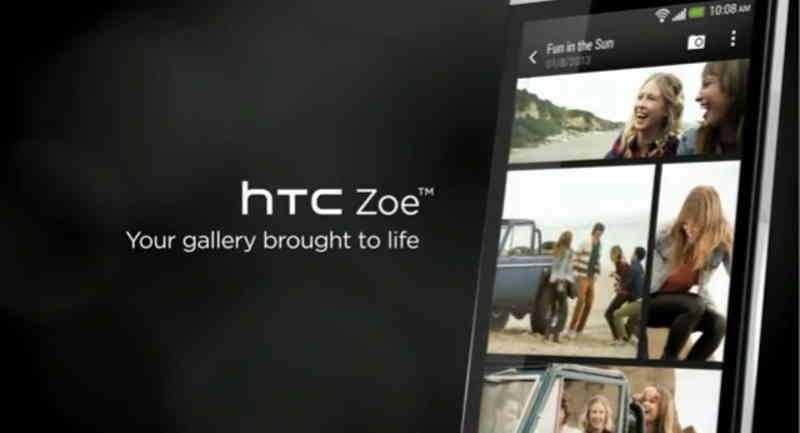 HTC Zoe per tutti i dispositivi Android in arrivo nel weekend !