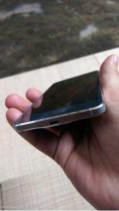 Samsung Galaxy Alpha sarà più sottile dell'iPhone 5s