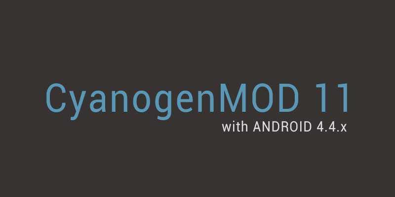 CyanogenMod 11 disponibile per i dispositivi Android One