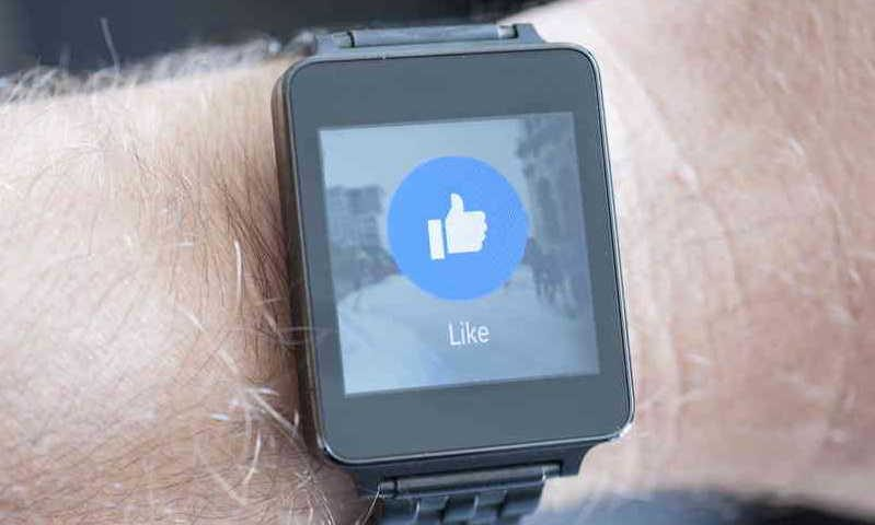 Arriva Facebook Messenger per Android Wear