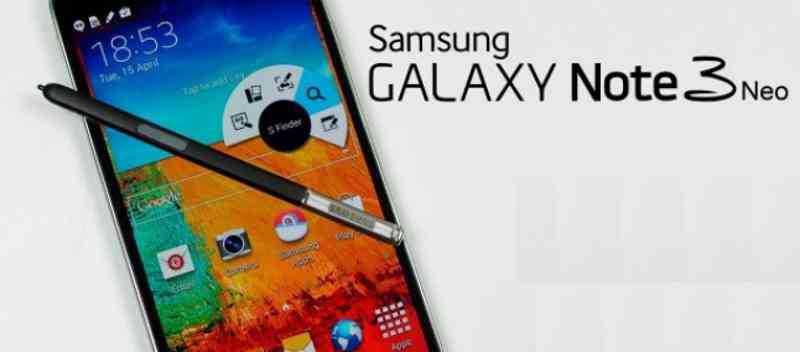 Iniziato il rilascio di Android 4.4.2 KitKat per Galaxy Note 3 Neo di Samsung!