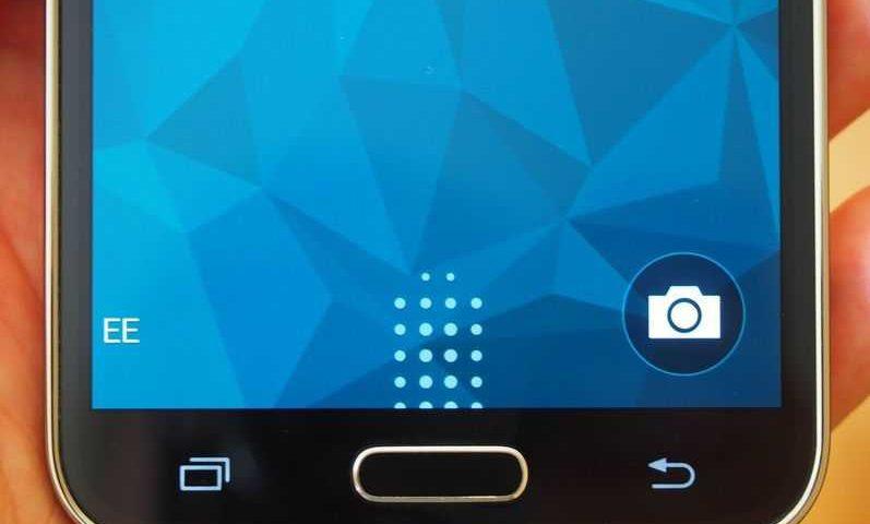 Nuove funzionalità per il lettore d'impronte digitali del Galaxy Note 4