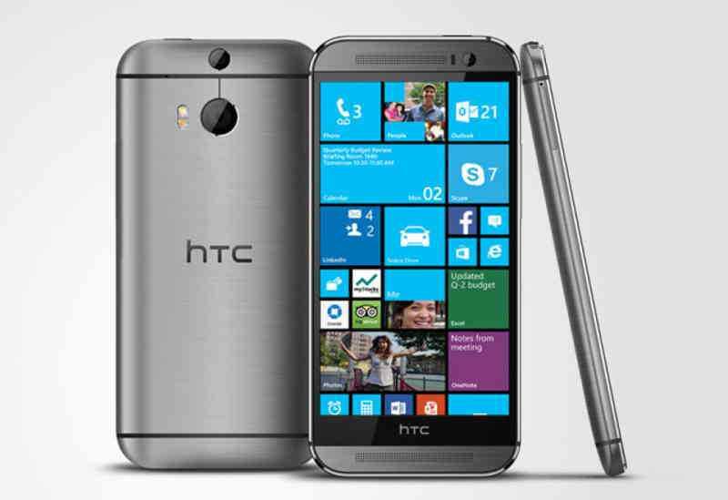 Stessa batteria ma durata doppia per HTC One M8 per Windows nei confronti di HTC One M8 Android!