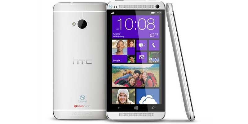 HTC One per Windows Phone ottiene la certificazione GFC