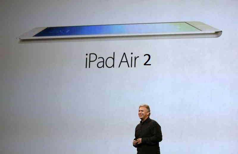 Apple iPad Air 2 con rivestimento antiriflesso per il display?