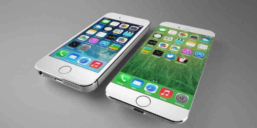 Apple iPhone 6 da 5.5 pollici sarà più veloce del modello da 4.7″ ?
