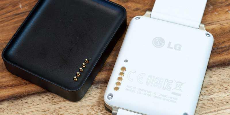 Nuovo firmware per LG G Watch risolve il problema problema di corrosione dei contatti
