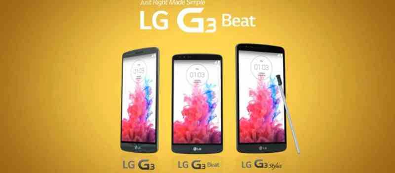 LG G3 Stylus: ecco le caratteristiche tecniche del nuovo smartphone di fascia media con pennino LG