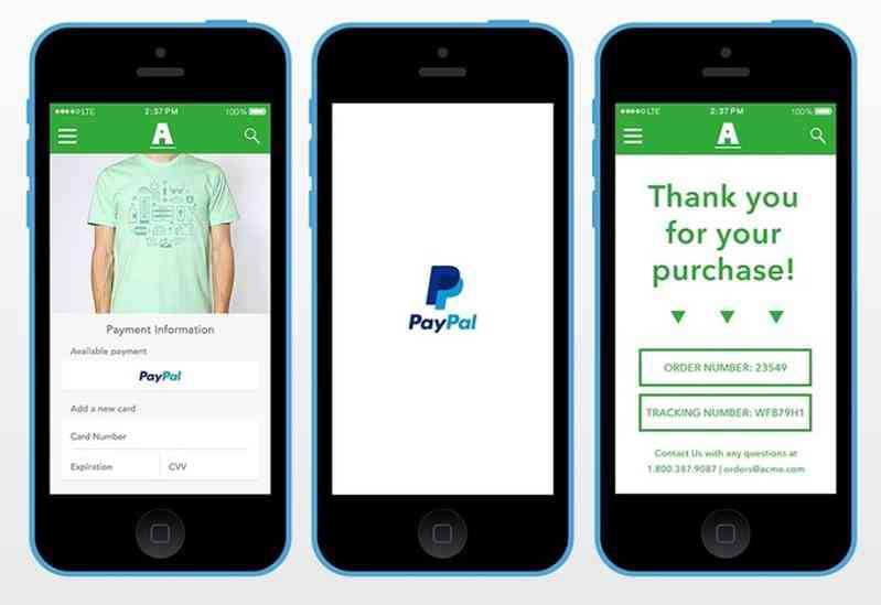 PayPal annuncia il sistema di pagamento in mobilità One Touch