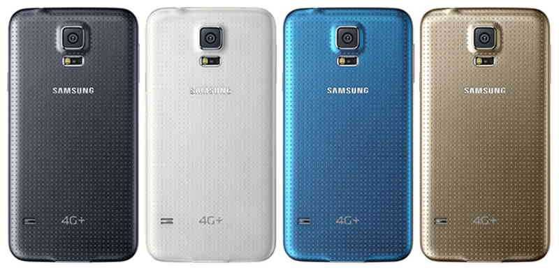 Samsung annuncia il Galaxy S5 4G+ con processore Snapdragon 805 e display Full HD