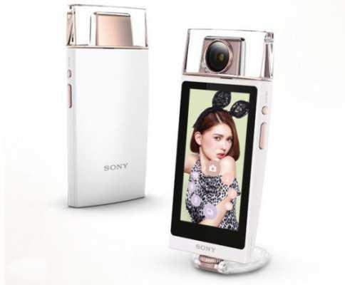 Sony KW1 smartphone dedicato ai selfie
