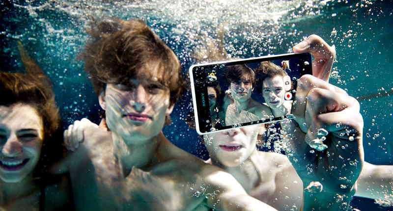 Sony Underwater Apps   Arrivano le applicazioni subacquee di Sony!