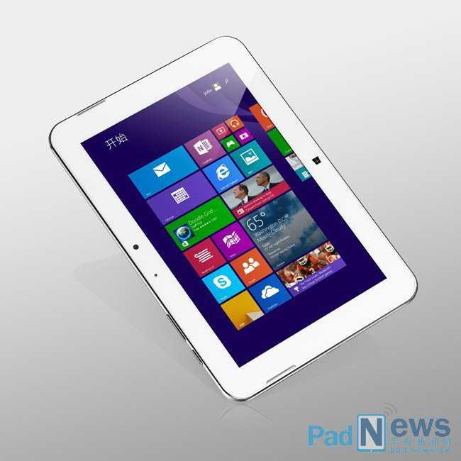 iFive MX2, in arrivo un nuovo Tablet W8 cinese con schermo da 8 pollici e risoluzione HD
