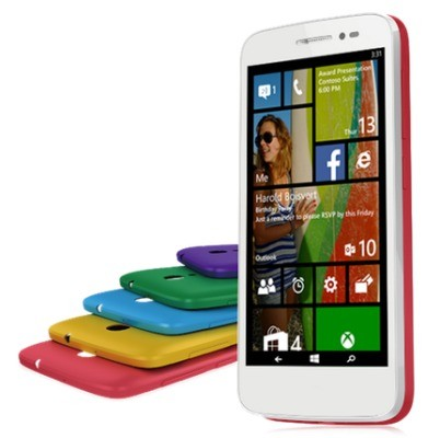 Alcatel Pop 2 primo smartphone Windows Phone a 64 bit