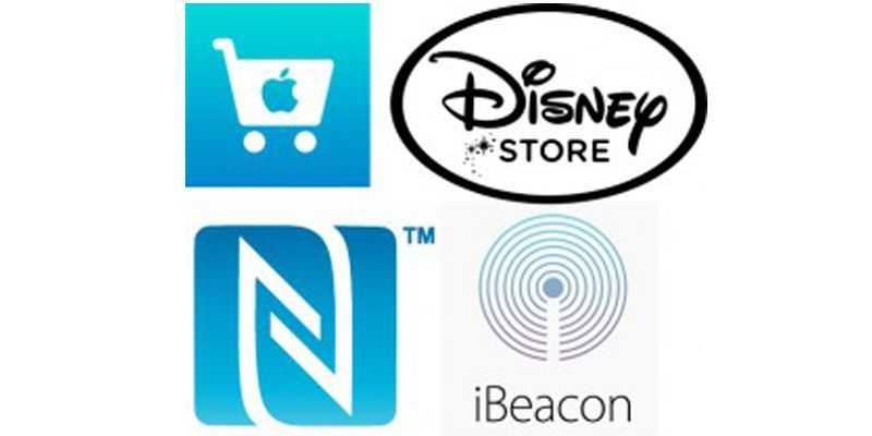 Gli Apple Store ed i Disney Store si dotano di ricevitori NFC per l'arrivo dell'iPhone 6!