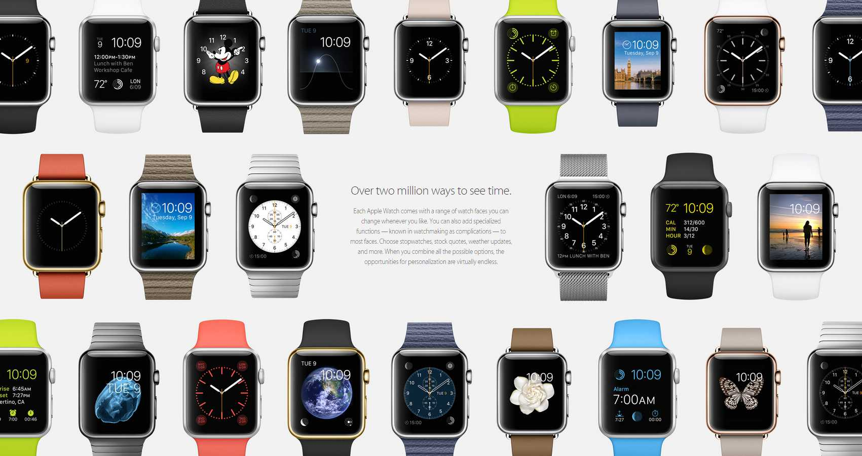 Apple Watch funzioni 4