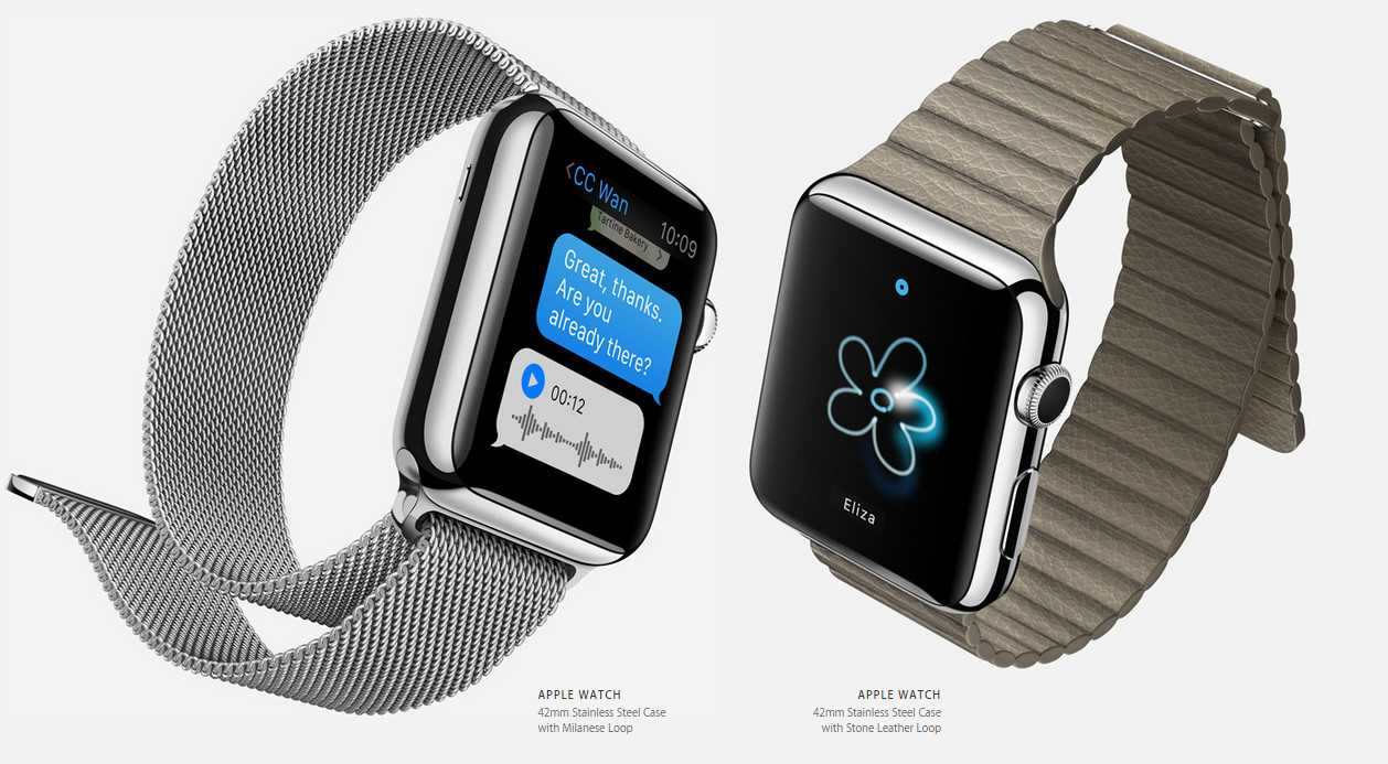 Apple Watch funzioni 5