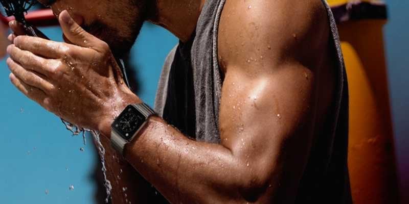 L'Apple Watch è impermeabile, ma non ci si può fare la doccia!