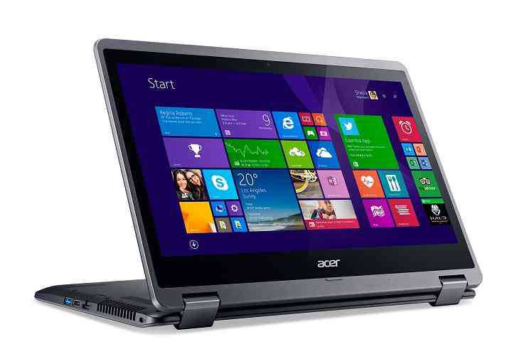 dispositivi Windows presentati da Acer