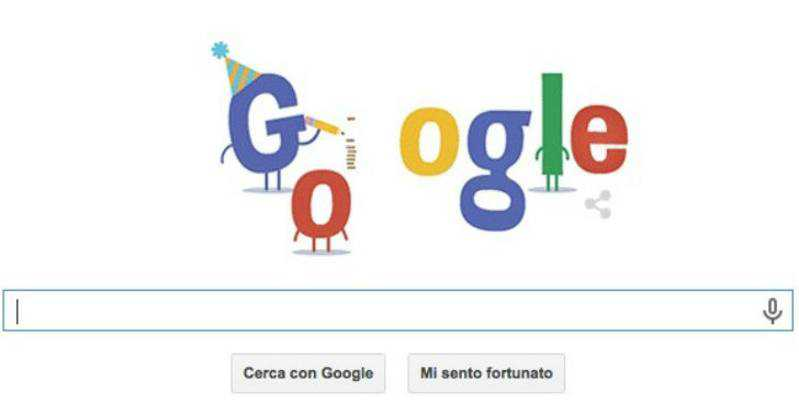 Auguri a Google per i suoi 16 anni in cui ha rivoluzionato il mondo!