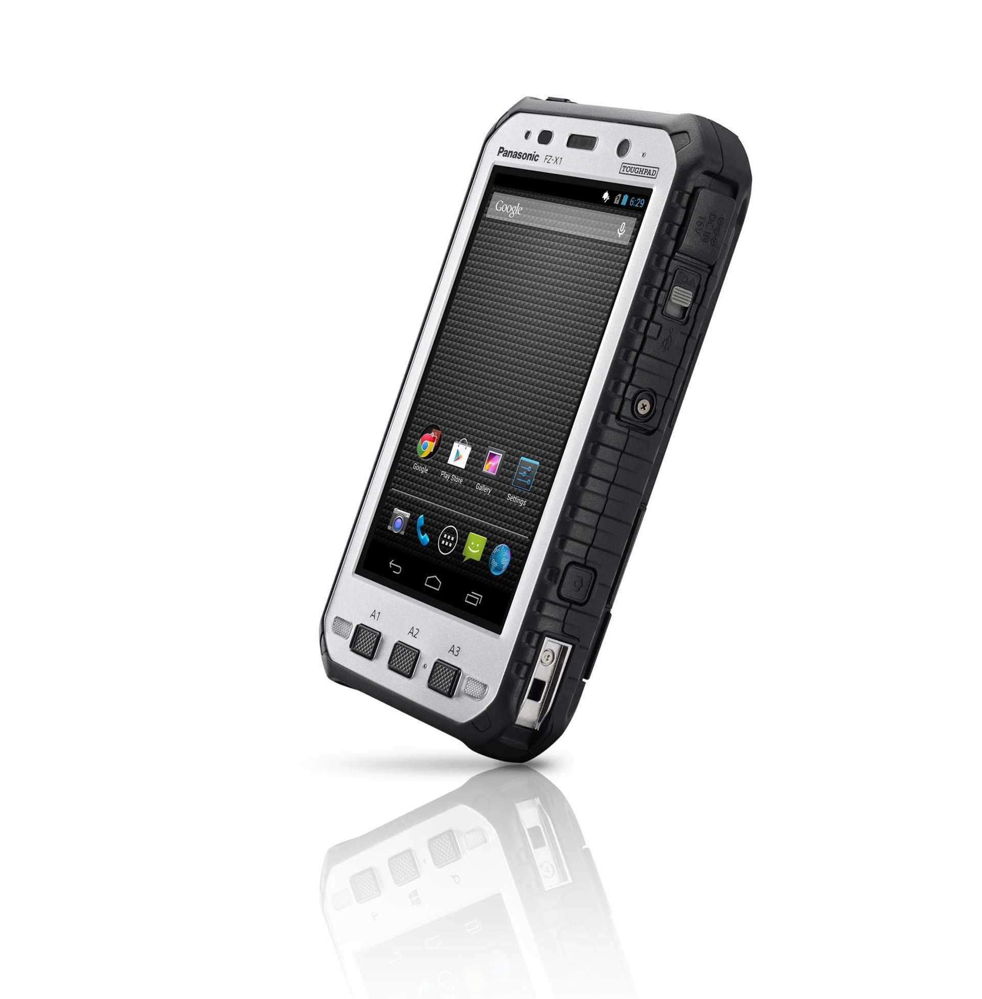 Panasonic presenta Tablet 5 pollici di elevata resistenza