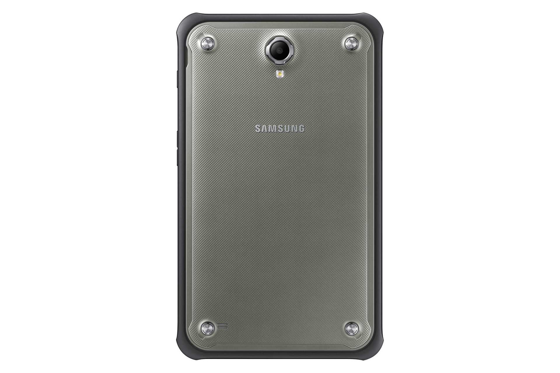 Galaxy Tab Active: il primo tablet di Samsung resistente all'acqua