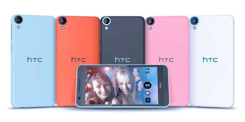 Ufficiale: HTC Desire 820 primo smartphone Android 64 bit al mondo!