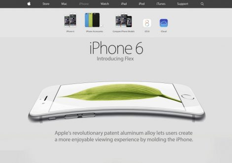 Il caso #bendgate iPhone 6 Plus scatena l'ironia del web con tanti divertenti trovate