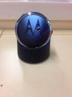 immagini ufficiali del Moto 360