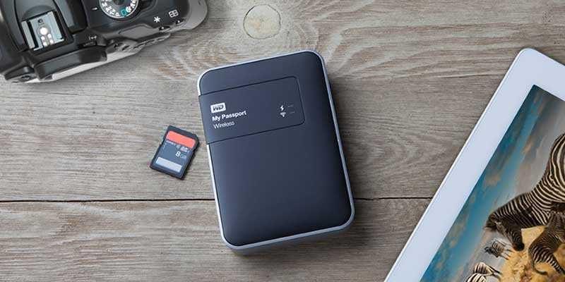 WD presenta My Passport Wireless, un Hard disk per tutti