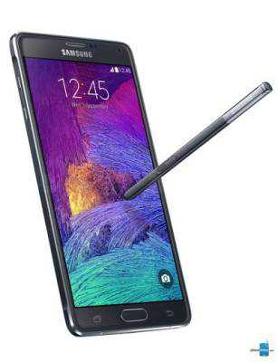 Galaxy Note 4 disponibile in 140 Paesi