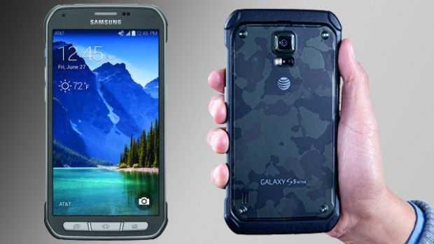 Galaxy S5 Active è in arrivo in Europa