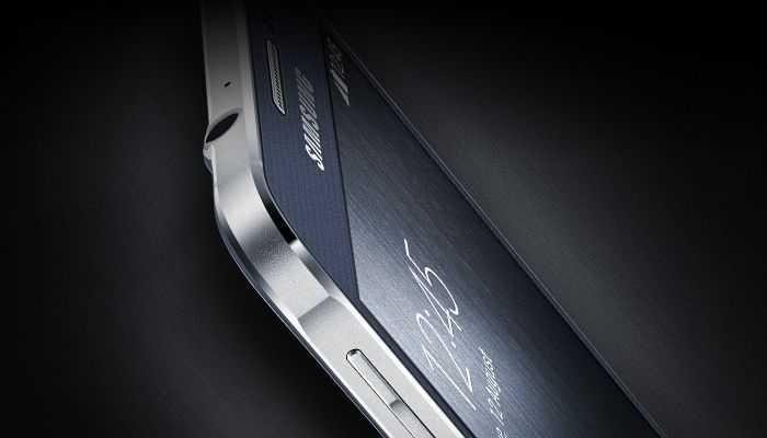 Samsung SM-A500 con scocca completamente in metallo