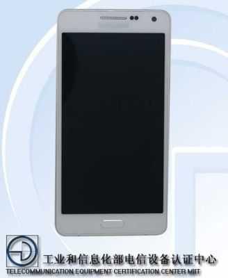 immagini del Samsung SM-A500.