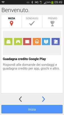 Credito Google Play gratis