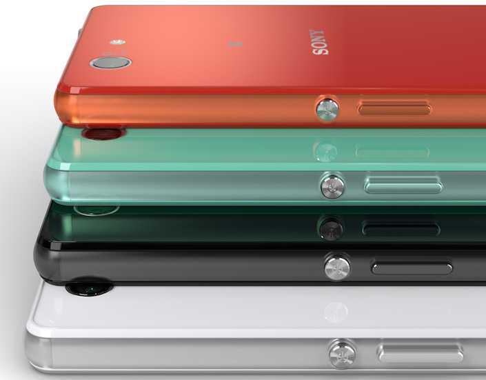 Ufficiali Xperia Z3 e Xperia Z3 Compact