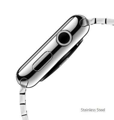 Apple Watch è disponibile in 6 varianti
