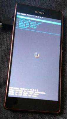 Root e ClockworkMod Recovery per Xperia Z3 e Xperia Z3 Compact