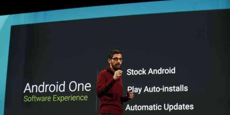 Android One, una seconda ondata di smartphone prevista per Dicembre