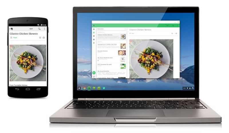Google annuncia l'arrivo delle App Android su Chrome OS