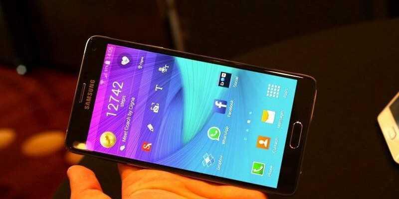Samsung Galaxy Note 4S-LTE con Snapdragon 810, a metà gennaio in Corea del Sud
