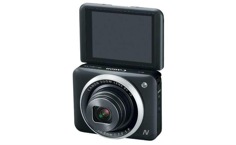 Recensione fococamera Canon PowerShot N2