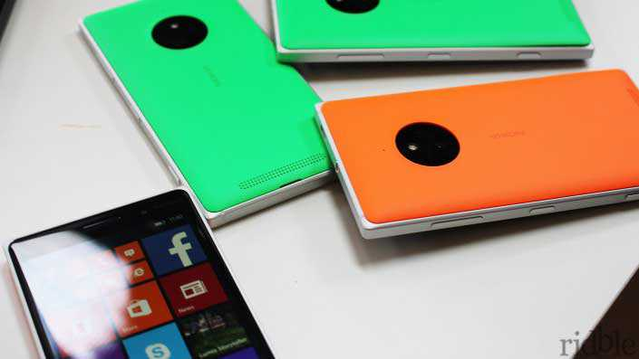 IFA 2014 | Tutti i dispositivi Windows Phone presentati da Nokia