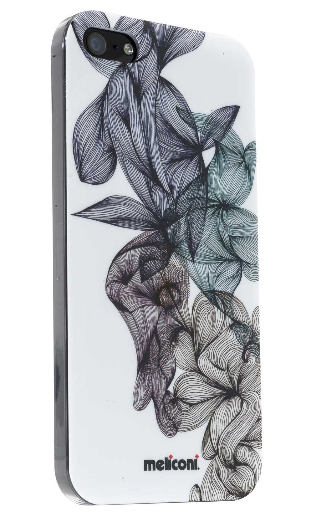 "Cover per iPhone ""FLORAL"" di Meliconi"