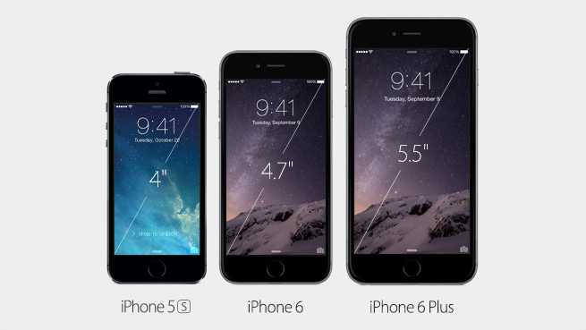 Apple iPhone 6 Plus ufficiale