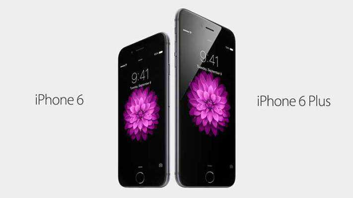iPhone 6 da 4.7 pollici