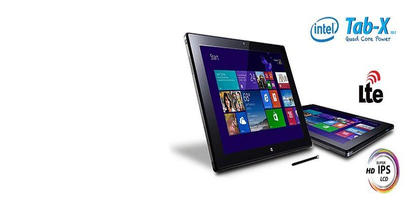 ARENA Scientific Tab-X 10.1 LTE: nuova tavoletta digitale con schermo da 10.1 pollici e piattaforma Windows 8.1