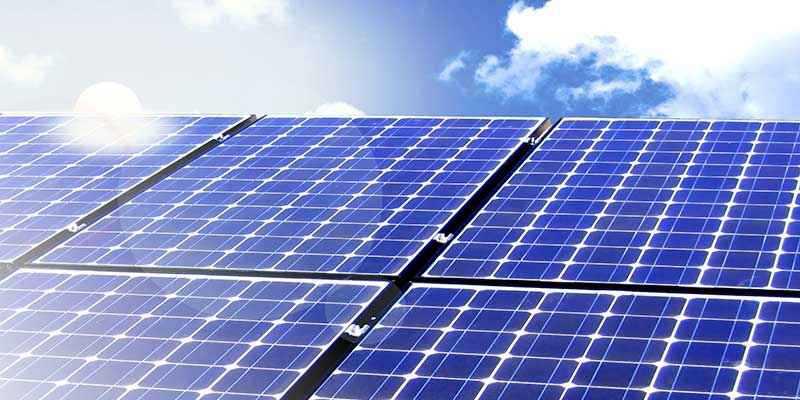 Dischi Blu-Ray per aumentare l'accumulo dei pannelli solari