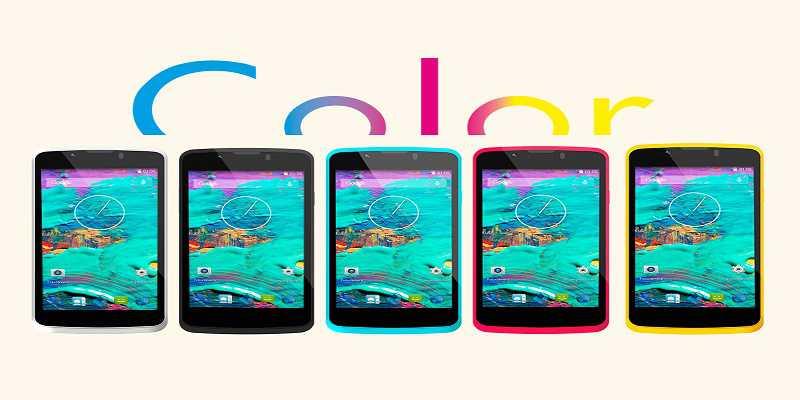 Komu Color: un nuovo, colorato telefono low-cost