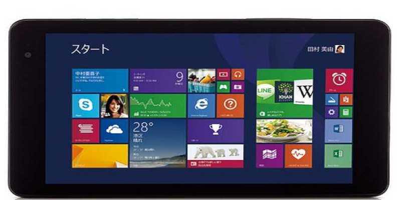 Dell EveryPad Pro: caratteristiche del nuovo tablet equipaggiato con Windows 8